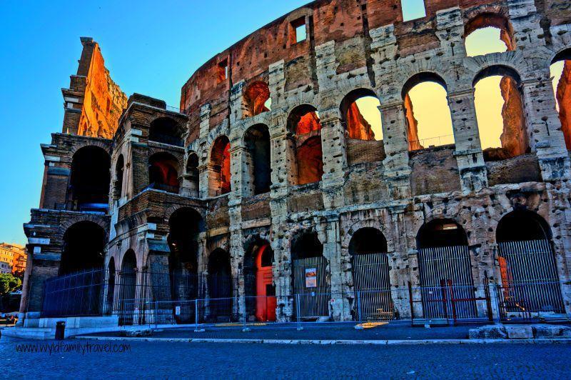Colosseum Third Ring