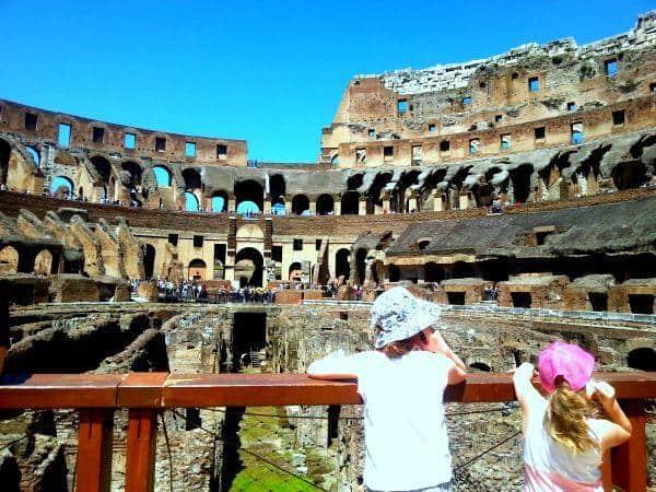 Colosseum Third Ring tour