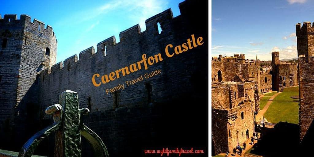 Caernarfon Castle The Welsh brute