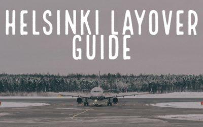 How to do a Helsinki Layover