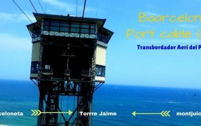 Barcelona Port Cable Car