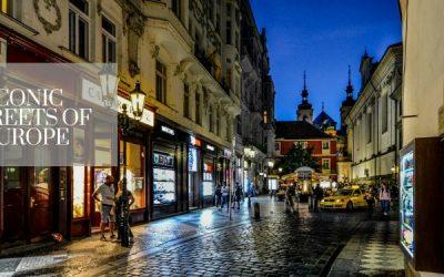 6 Iconic European streets