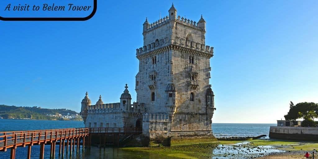 Belem Tower Age of Discoveries Defender – Lisbon Portugal