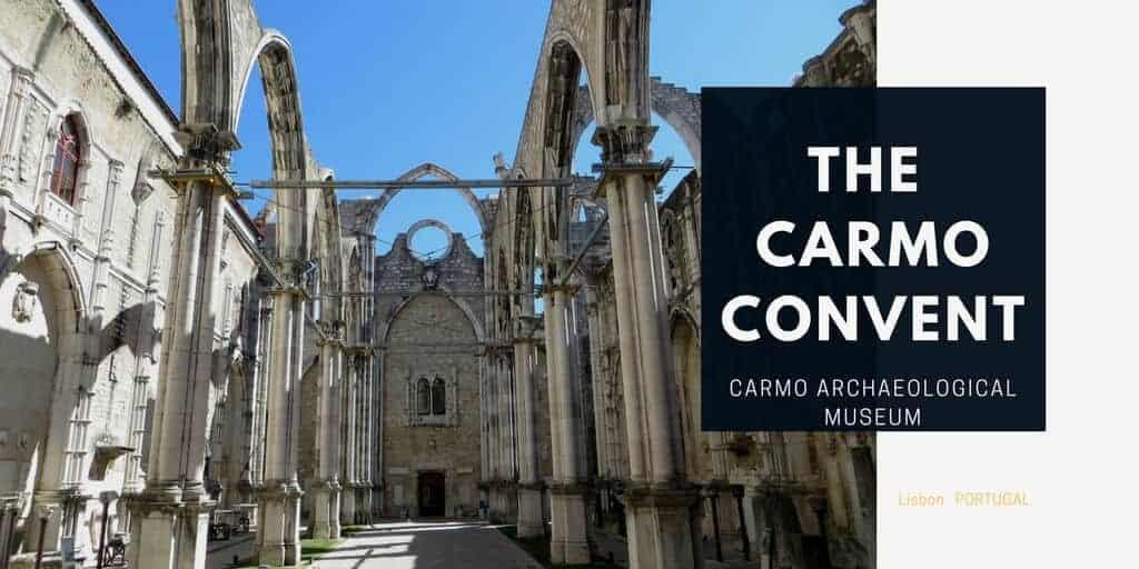 Carmo Convent a 1755 survivor.