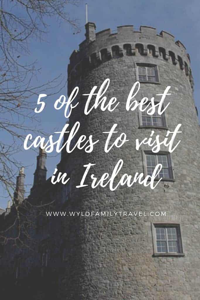 Castles in Ireland to visit. Dublin Castle | Trim Castle | Kilkenny Castles | Blarney Castle | The rock of Cashel | Ireland | Castles | things to do in Ireland | What to see in Ireland | Ireland Castles |