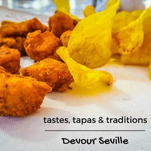 Food tours in Seville, Seville tapas, Seville with Kids