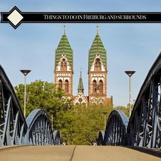 A bridge in Freinurg german