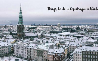Things to do in Copenhagen in Winter