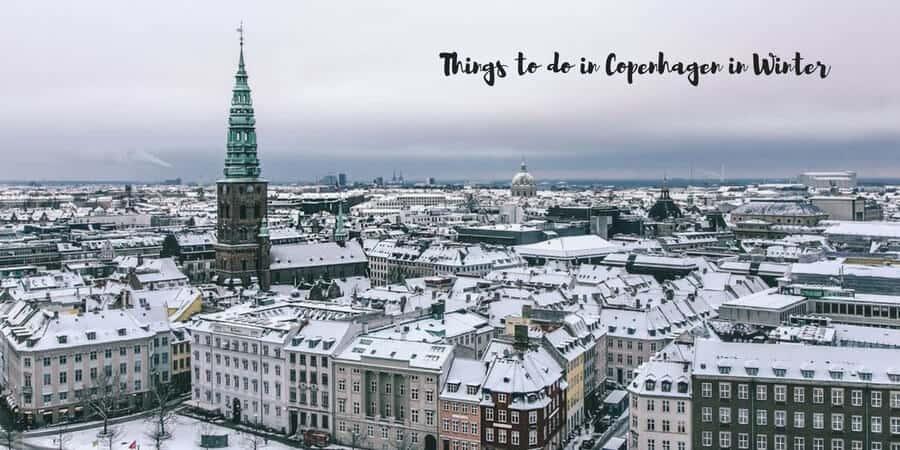 Winter is Copenhagen is an amazing experience