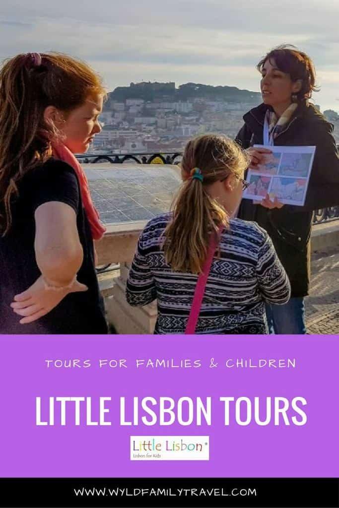 Little Lisbon Tour For Kids