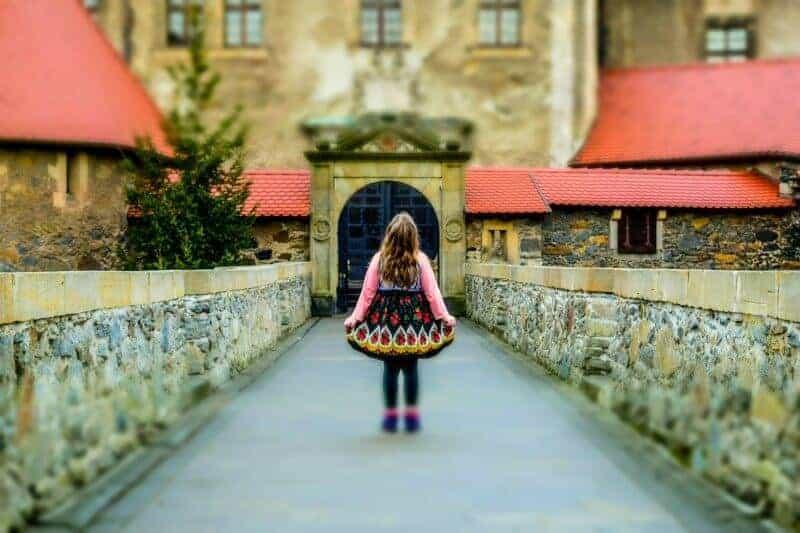 Hotel Czocha Castle in Poland