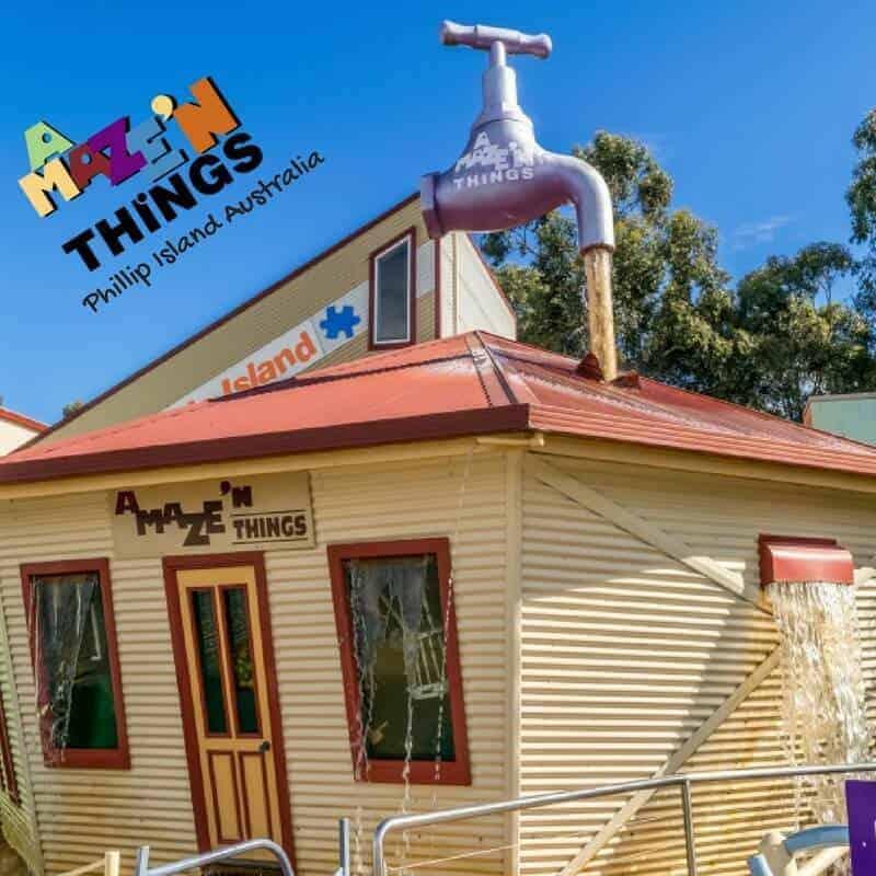 Phillip Island Australia: Amaze N Things Magic On Phillip Island • Wyld Family Travel