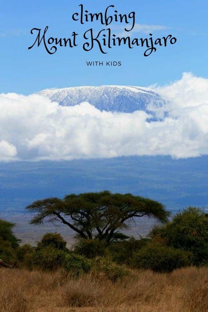 Climbing Mount Kilimanjaro with Kids
