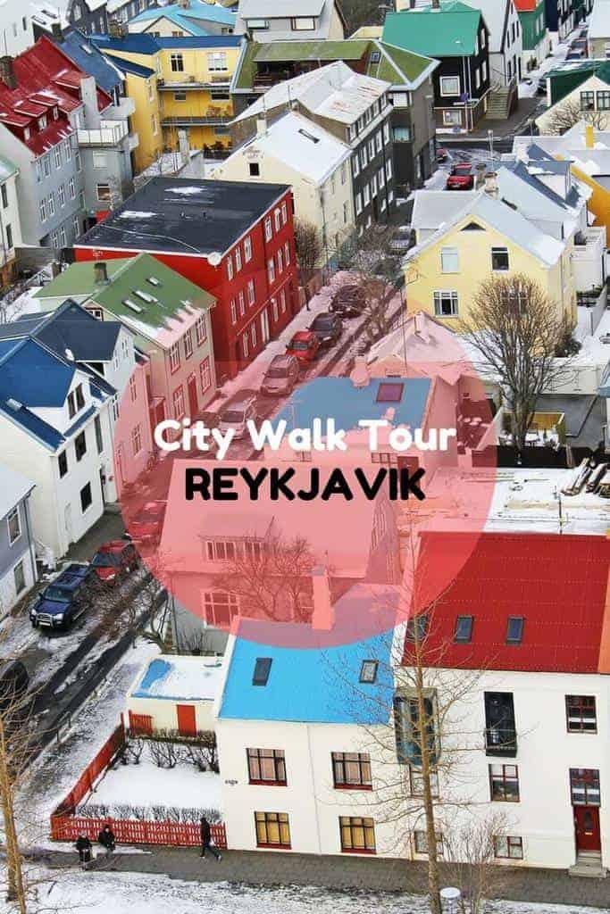 City Walk Reykjavik tour reviewed