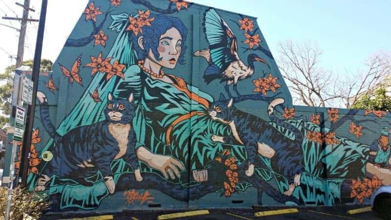 Street Art around the world by Wyld Family Travel
