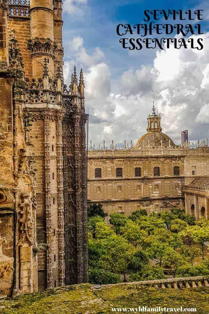 Visit the inspiring Seville Cathedral