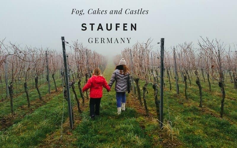 Fog, cakes and castles Staufen im Breisgau