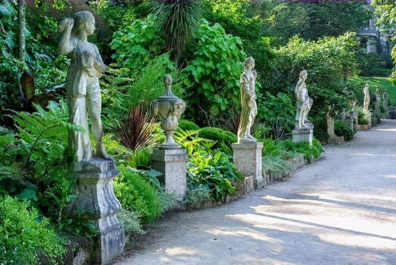 Gardens at Sintra