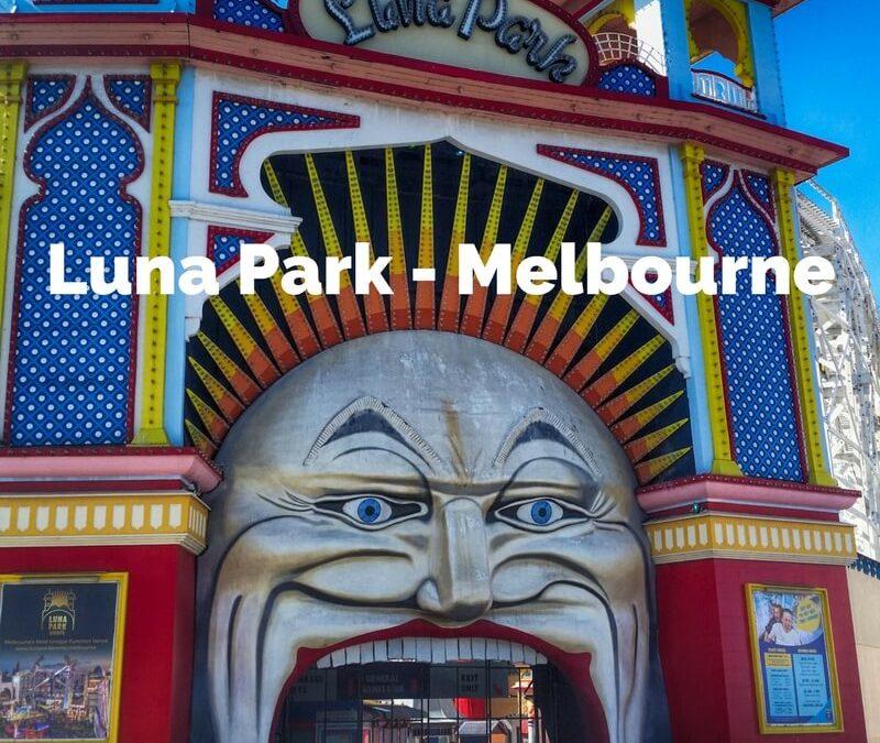 Serious fun at Luna Park St Kilda (Melbourne)