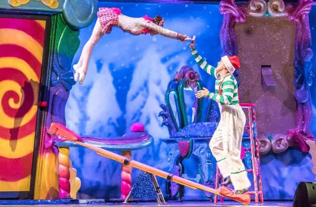circus in Las Vegas