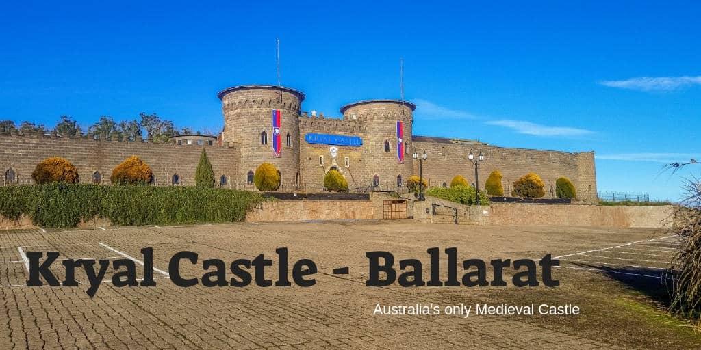 Kryal Castle Ballarat: Australia's only Medieval Castle