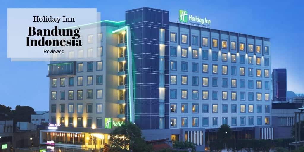 Holiday Inn Bandung Indonesia