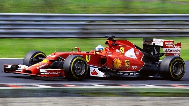 F1 in Spain