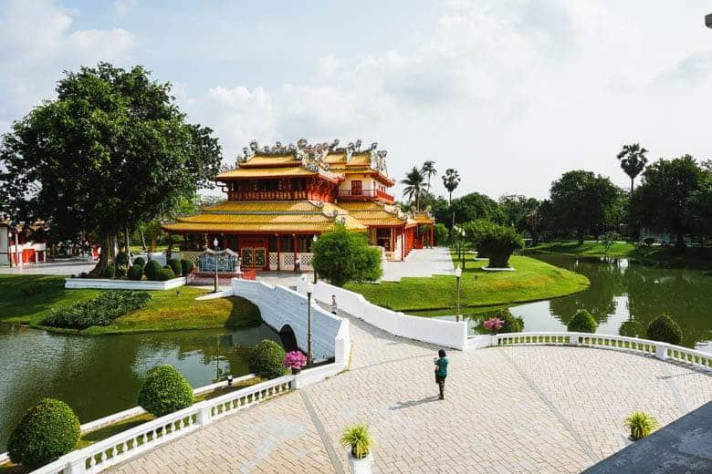 The Summer Palace bangkok