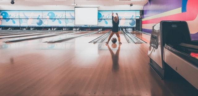 Bowling at Ancol