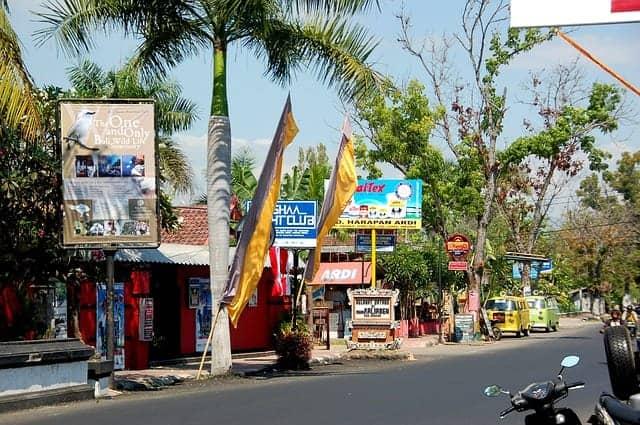 shops in Bali