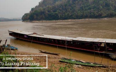 Shompoo Cruise boat to Luang Prabang