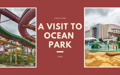 Ocean Park Vientiane Laos