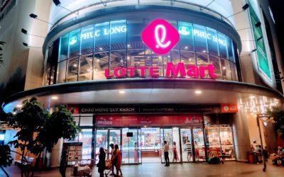 Lotte Mart Da Nang Vietnam