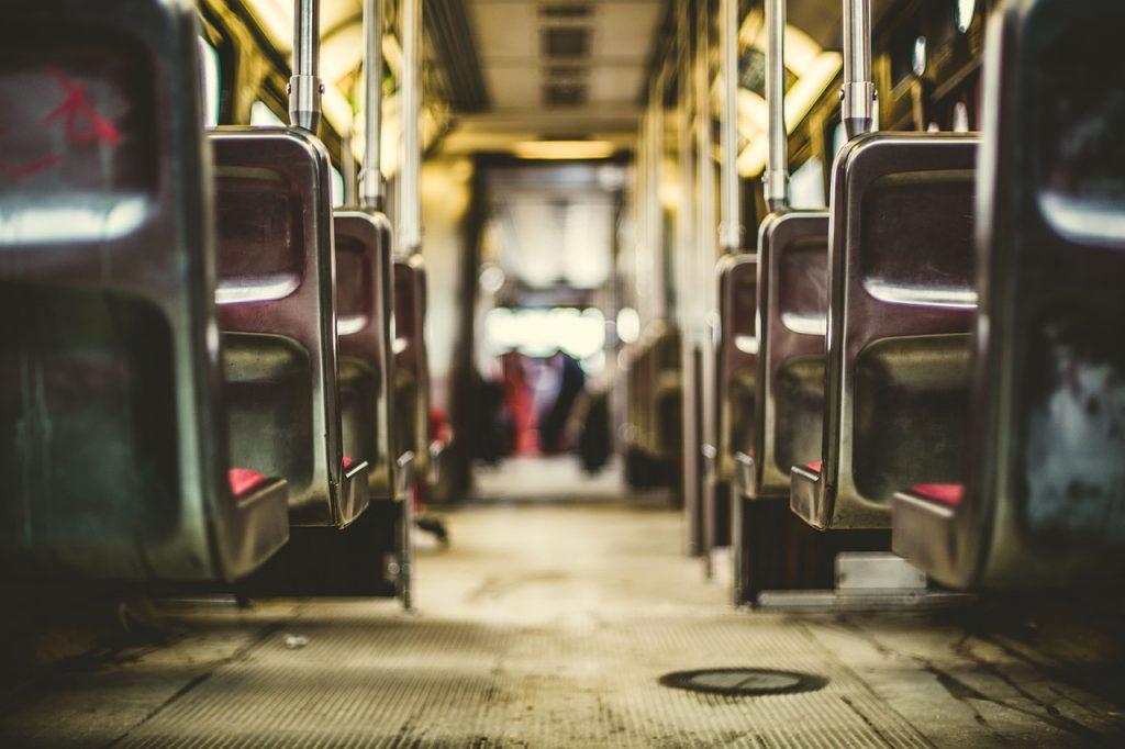 bus travel in Vietnam