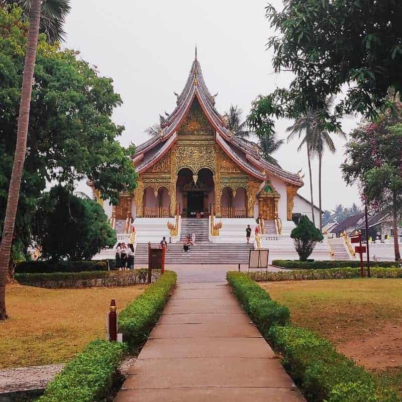 Museum at Luang Prabang