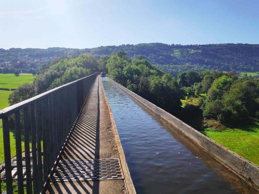 The Pontcysyllte Aqueduct i
