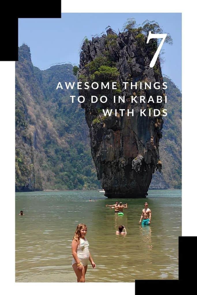 Things to do in Krabi with kids  Karbi | Krabi Thailand | Andaman | Andaman Islands | Thailand beaches | Night market | Karbi night markets | Boat tours | James Bond Thailand | Sunset | cruise | AoNang | AoNang beach |