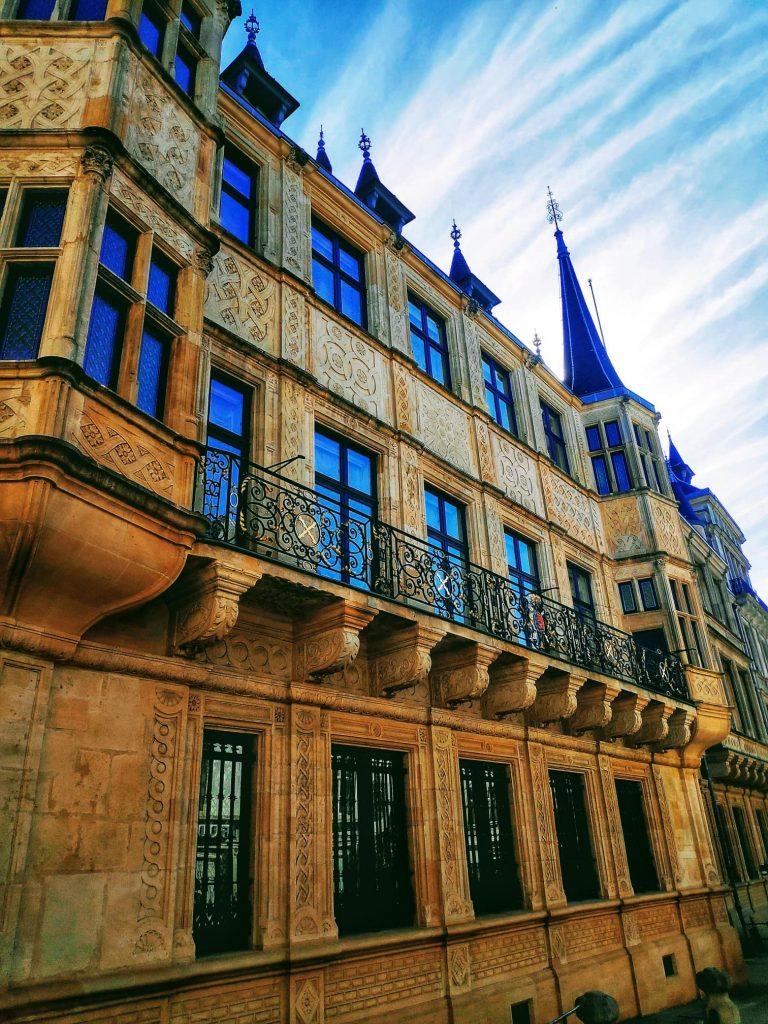Grand Dukes residence Luxembourg