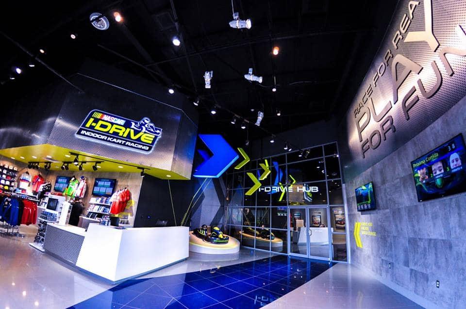 I-Drive Nascar experience Orlando