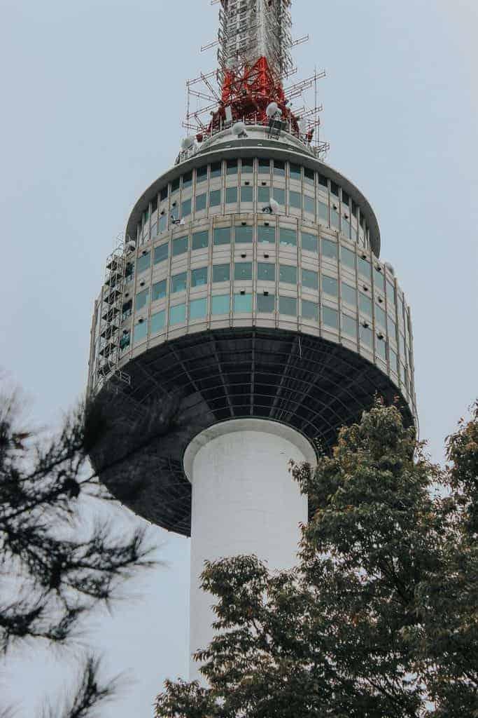 Seoul TV Tower