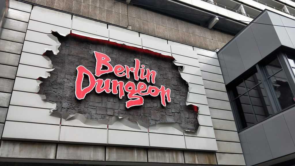 Berlin Dungeons building