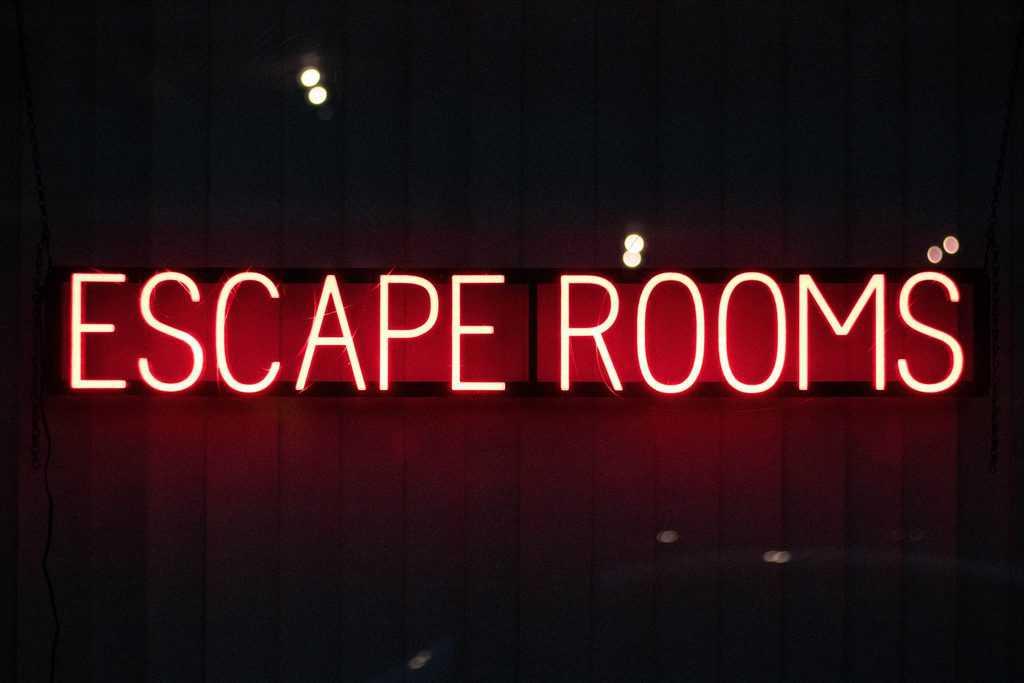 escape room business