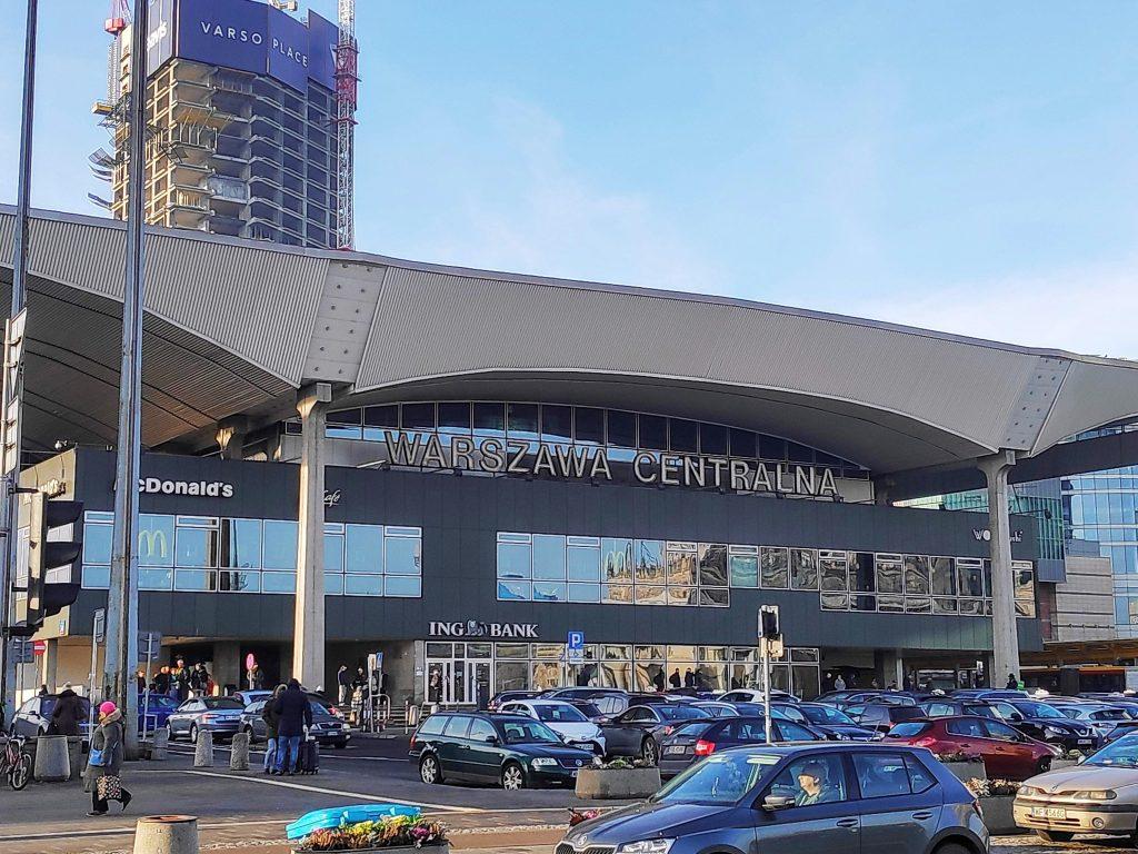 warsaw central station