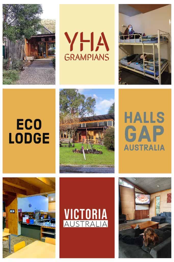 YHA Grampians Eco Lodge Halls Gap