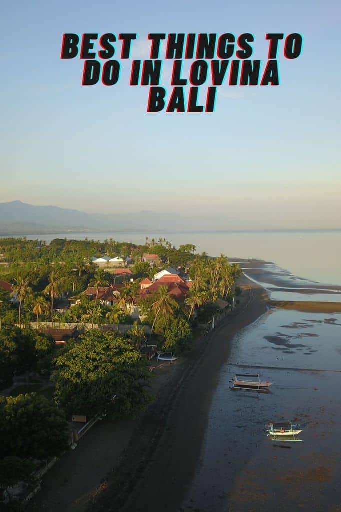 Best things to do in Lovina Bali
