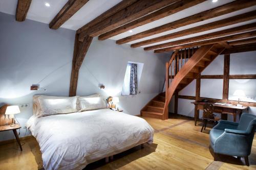 hotel room in Strasbourg