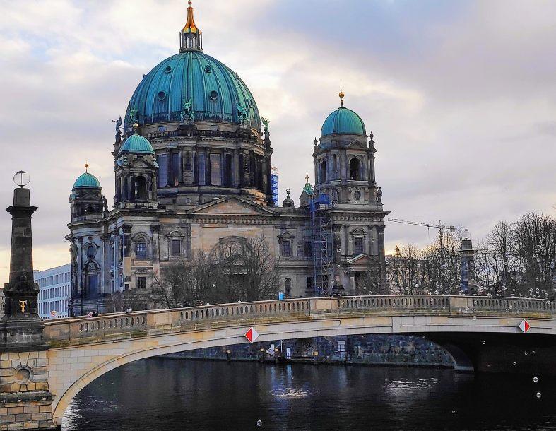 The Berlin Dom church